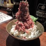 立ち飲み 竜馬 - ポテサラコンビーフ