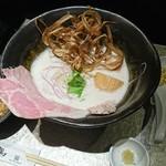 鶏Soba 座銀 - 鶏soba、鶏込み飯のお膳