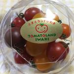 森のマルシェ - やはりこちらでは、このプチトマトは必須ですね!