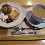 Honeybee Cafe - 紅茶セット