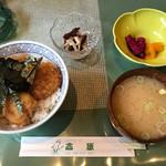 レストパーラー高原 - 料理写真: