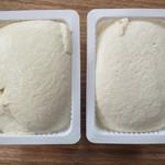 福田豆腐店 - 料理写真:プリン豆腐 一丁230円