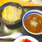 大勝軒〇秀 - つけ麺 780円