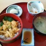 いわみ食堂 - 料理写真:生うに丼、2,100円。