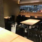 魚・オイルしゃぶしゃぶ 和達 - wadachi:店内