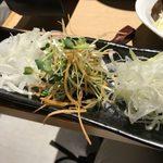 魚・オイルしゃぶしゃぶ 和達 - wadachi:野菜