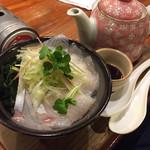 いぶし銀次郎 - 料理写真:大分あつめし(漁師メシ)