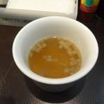 Kitchen VAN - ランチのスープ