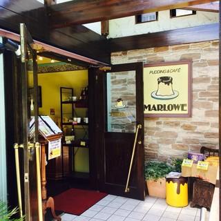 マーロウ 葉山店 - プリン工場2FにあるCAFE