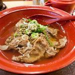 すき家 - すき家 1国静岡馬渕店 1杯で2度美味しい 牛まぶし