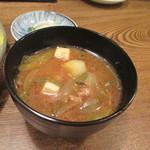 66660202 - 味噌汁