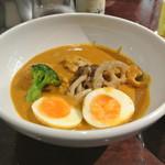 咖喱&カレーパン 天馬 - バターチキンカレー2