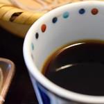 66661763 - 蕎麦汁(天盛りざる蕎麦)