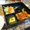 豚竹林 - 料理写真:とんかつ弁当