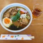 みゆき茶屋 - 料理写真:つくばうどん ¥950-
