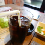 肉バルDOMO - アイスコーヒー