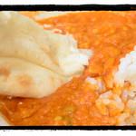 インド料理マラバル - ダルカレー