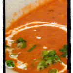 インド料理マラバル - ダル(豆)カレー