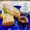 nicol cafe&zakka - 料理写真:フレンチトースト