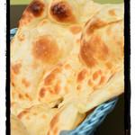 インド料理マラバル - ハーフナン