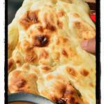 インド料理マラバル - ナン