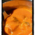 インド料理マラバル - チキンカレー
