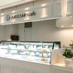ARUCAMO cafe - ケーキケース