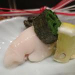 零 - 真鯛の白子アップ