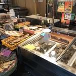 石狩番屋の生鮮市場 - 料理写真:魚貝類を販売しています