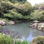 桜華亭 - 仙巌園の一画