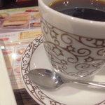 元町珈琲 - 全体的に唐草模様が多い