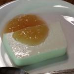 茶房 天井棧敷 - ヨーグルトケーキ