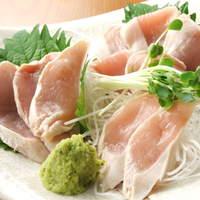 湘南茅ヶ崎 道 - 地鶏『青森、村越シャモロック』!毎日産地直送!刺身でも、焼き鳥でも美味!
