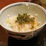 麻布 幸村 - 筍ご飯
