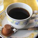 喫茶店 セブン - ブレンドコーヒー@600円