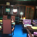 喫茶店 セブン - 2階禁煙席