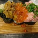 66671433 - こぼれ寿司