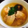 名古屋八麺山 - 料理写真:にぼし乃