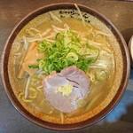 66672006 - 2017年4月 炙り味噌らーめん 820円