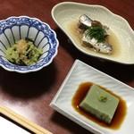 住之江旅館 - 料理写真:晩御飯 初日