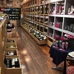 グラシアス - ワイン陳列棚