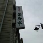 66673584 - 店の看板