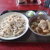 手打ち・つけ汁 うどん処 てる井 - 料理写真:肉汁うどん(並)700円