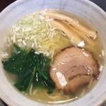 麺らいけん - 煮ちゃーしゅー麺