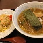 Shinnagataikkanrou - 中華の定食の定番