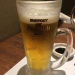 馳走 やまとや - 生ビール
