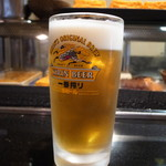 紀川 - 生ビール