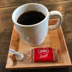 そば舎 あお - コーヒー