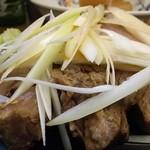 三四郎 - 煮豚です