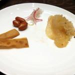 66678587 - くらげの冷菜(取分け)
